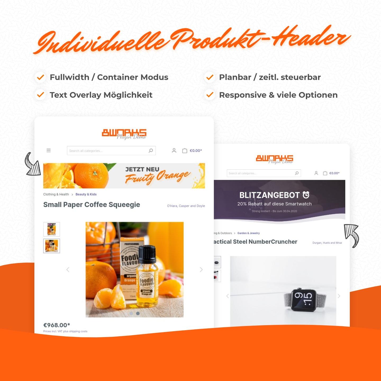Fruity Orange (Container)